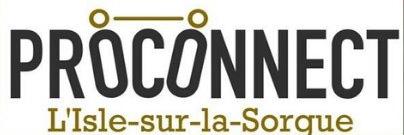 Soirée des partenaires au village de Noël L'Isle-sur-La-Sorgue avec Proconnect