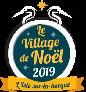 Le marché de Noël 2019 à L'Isle-sur-La-Sorgue